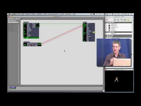 ISADORA Tutorial 2 – Compositing Images