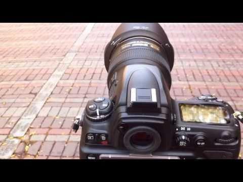 How to shoot HDR tips and tricks setup samples using a Nikon D700 DSLR