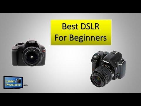 Best DSLR for Beginners