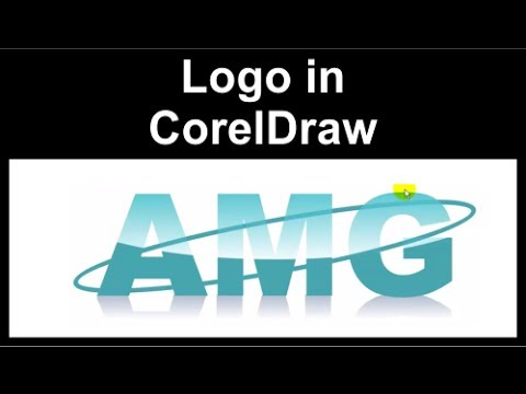 Creating a simple and easy logo in CorelDRAW