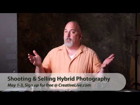 Hybrid Photography on Creative Live
