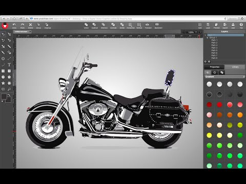 Online Vector Graphic Design – Drawing Online – YouiDraw Drawing