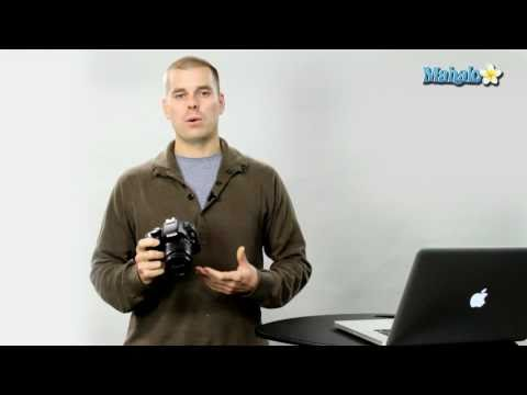 How to Adjust Aperture Settings a Canon T2i DSLR