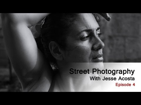 Street Photography with Jesse Acosta (3/31/2013)