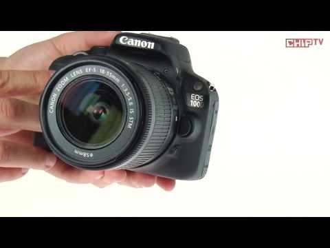 Canon EOS 100D Test weltkleinste DSLR deutsch   CHIP