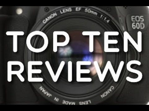 2014 Top Ten Review – What's the Best DSLR Professional Camera?