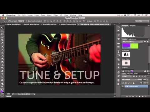 What's New in the October 2014 Release of Photoshop CC