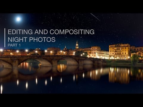 Landscape Photo Compositing and Editing in Photoshop – Part 1