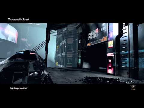 "CGI VFX Showreels HD: ""Compositing/Lookdev/Lighting"" – by Ghali Ouazzany"