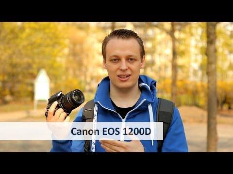 Canon EOS 1200D – DSLR der Einsteigerklasse im Test [Deutsch]