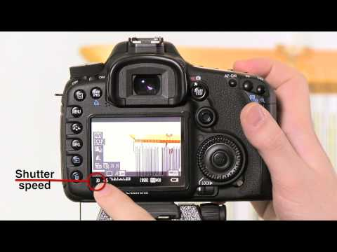 Manual Controls for Shooting Video with the Canon EOS 7D DSLR Camera