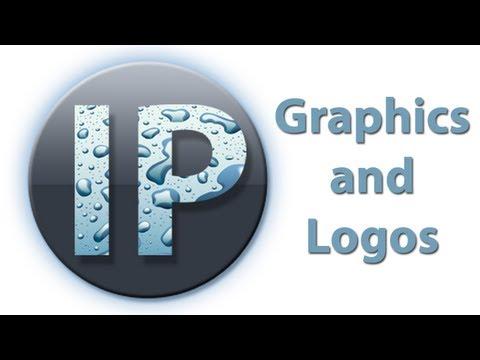 Photoshop Elements 11 & 10 Logos with Graphics 2 Photoshop Elements Tutorial