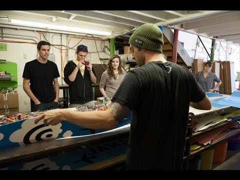 Signal Snowboards Teams Up with FIDM Graphic Design Students