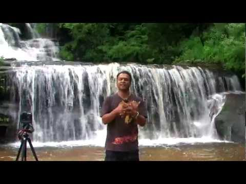 TheDeepeshShow (ep7) – Photography tutorial in Nepali Long Exposure of Water