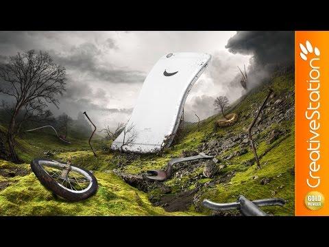 Just Around The Bend – Speed art (#Photoshop) | CreativeStation GM