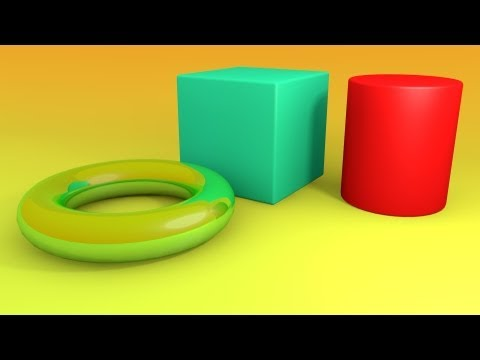 The Compositing Tag in Cinema 4D