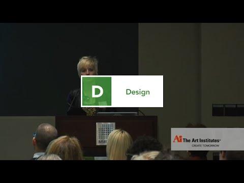 Joy Burke – Challenging Creativity | Art Institutes | Graphic Design