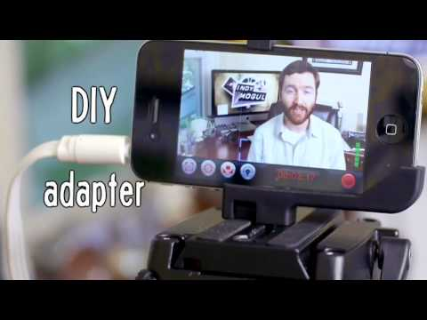 iPhone videography & DIY XLR mic-to-iPhone adapter : Indy News