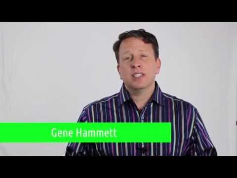 Gene Hammett Video for Creative Live