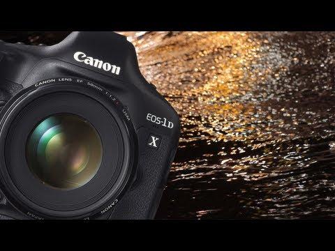 Canon 1D X: Low Light Video Test