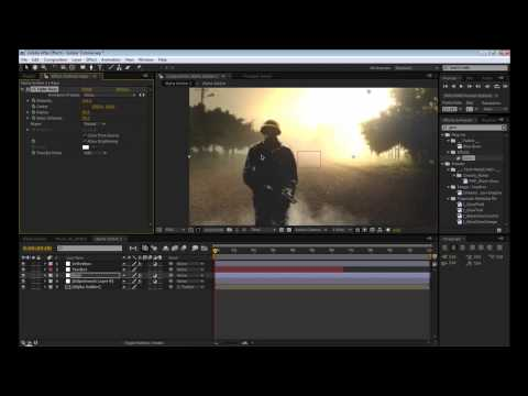 After Effects Tutorial: Advanced Chroma Keying and Compositing (PART 2)