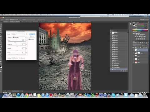 Image Manipulation and Photo Compositing