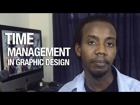 Graphic Design Time Management Tips