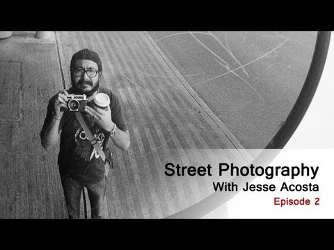Street Photography With Jesse Acosta (2/9/2013)