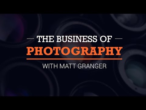 Make money from your photography