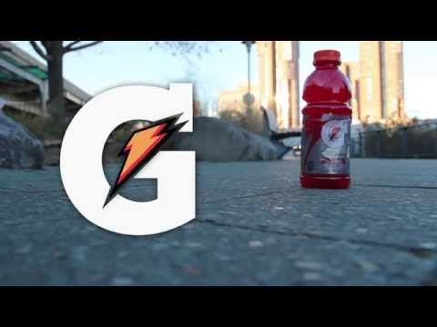 Gatorade — 2D Motion Tracking