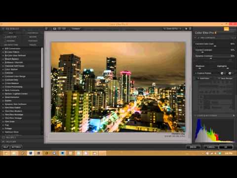 Stuck Shutter – Vancouver Long Exposure editing session