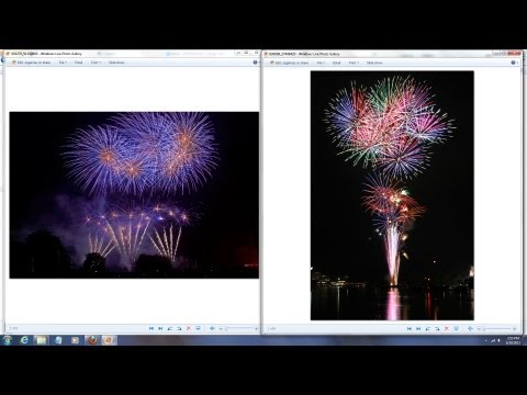 How to Shoot Fireworks – Settings, focusing, composition Tips