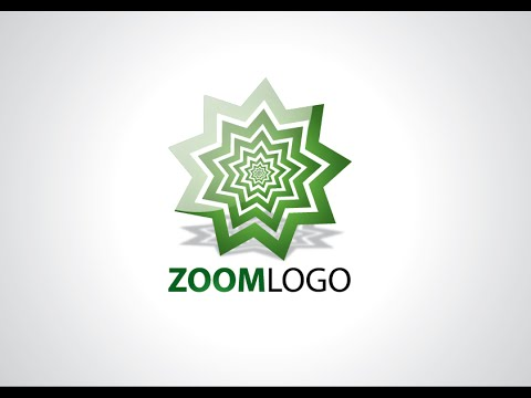 Zoom Logo Design Logo Design guide Adobe Illustrator Tutorial