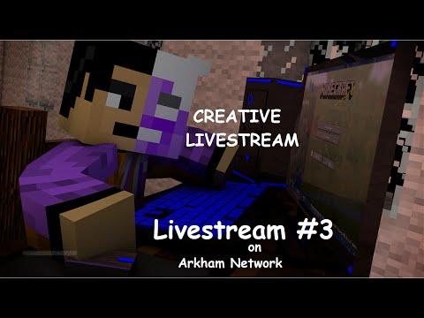 Arkham Network Creative LIVE!