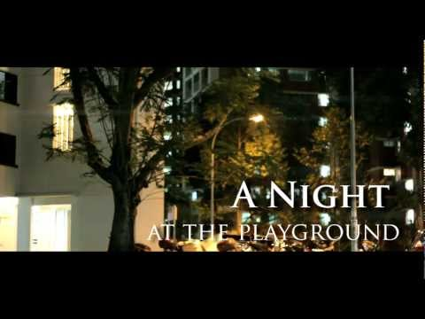 600D Low Light Test: A night at the playground