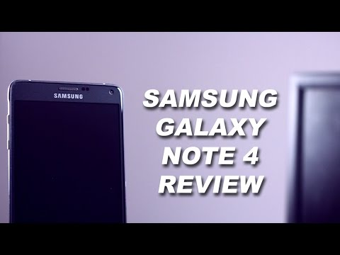 Samsung Galaxy Note 4 – Full Review
