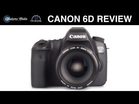 Canon EOS 6D DSLR Video Review
