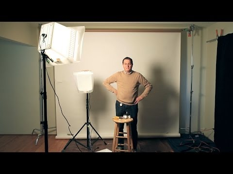 6 Tips for Setting Up a Home or Office Studio – Photography & Lighting Tutorial
