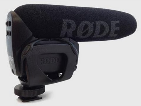 Remove DSLR Audio Hiss – Rode VideoMic Pro