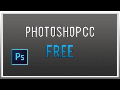 How to Get Photoshop CC Full Free 2014
