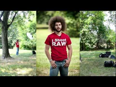 5 Min Portrait – Digital Photography Off Camera Flash Tutorial