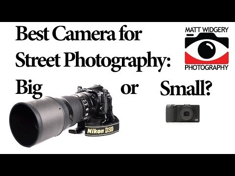 Best camera for street photography