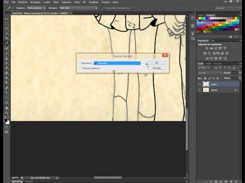 Lineart con Adobe Photoshop CS6 (Disegno) 1-3