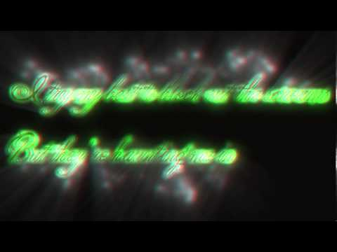 Awoken Anaglyph 3D 3D Typography