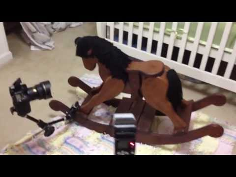 Long Exposure Rocking Horse Photography Tutorial