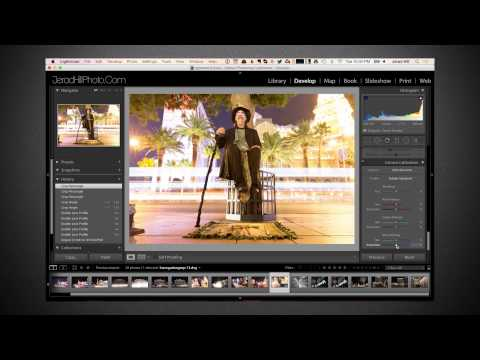 Ditch Auto: Long Exposure Photography Post Production in Lightroom – 011