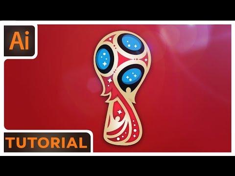 World Cup Logo Tutorial – Adobe Illustrator