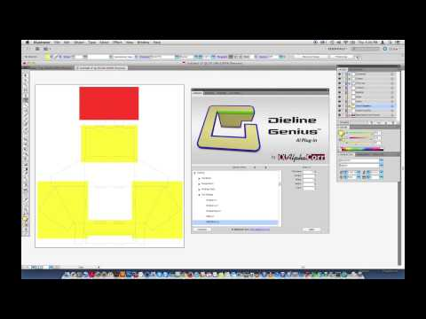 Make a PDQ in Adobe Illustrator in seconds, using hundreds of templets