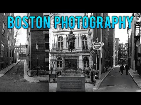 Boston Street Photography Critique (Freedom Trail)