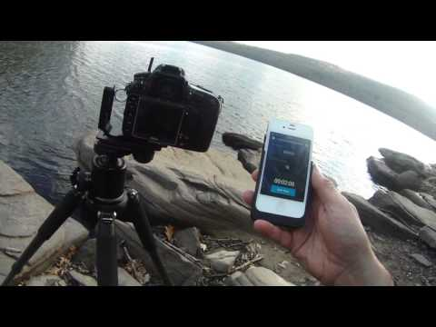 Soup to Nuts: Pt. 3: Long Exposure Photography – The Shoot